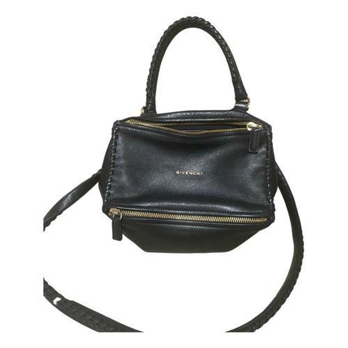 Pandora Leather Handbag