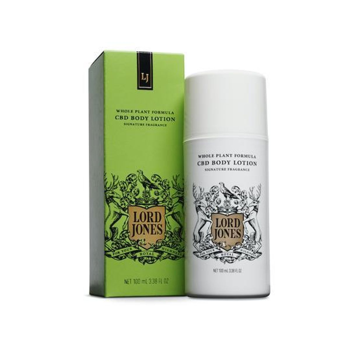lord jones cbd body lotion