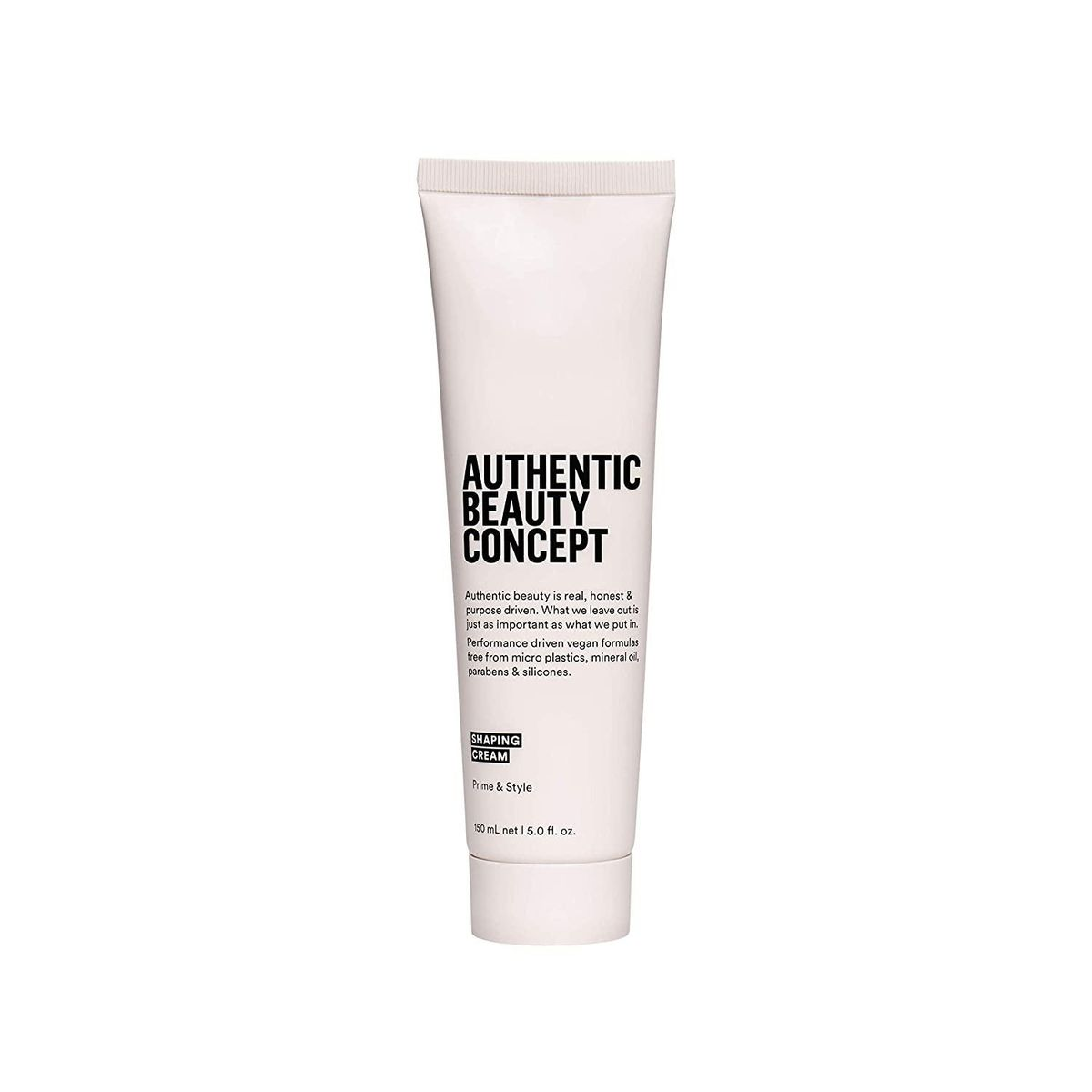 authentic beauty concept shaping cream