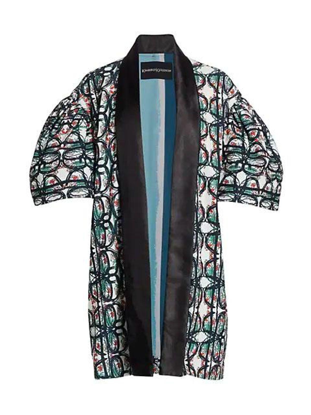 kimberly goldson ali kimono style tunic