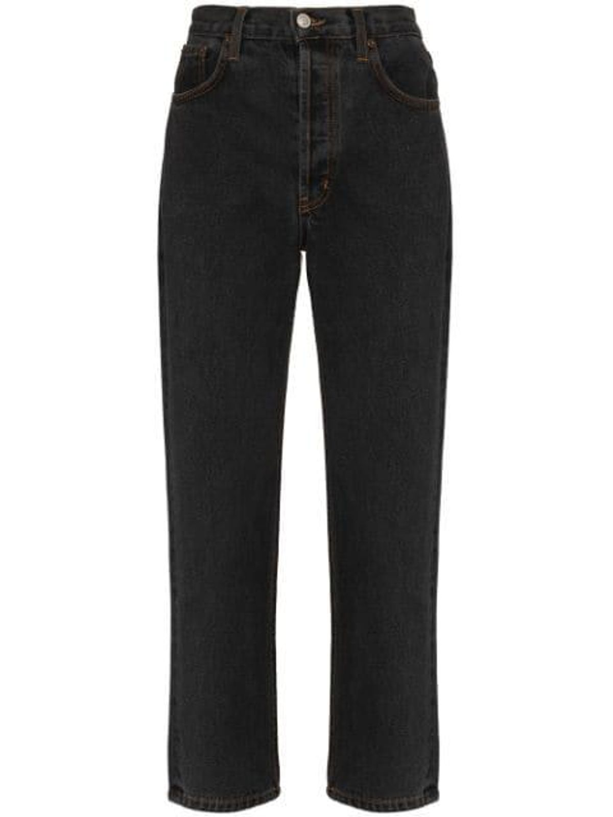 Core Tape Straight-leg Jeans