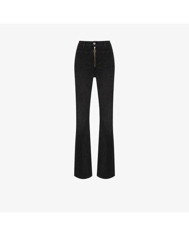 Peyton High Waist Bootcut Jeans