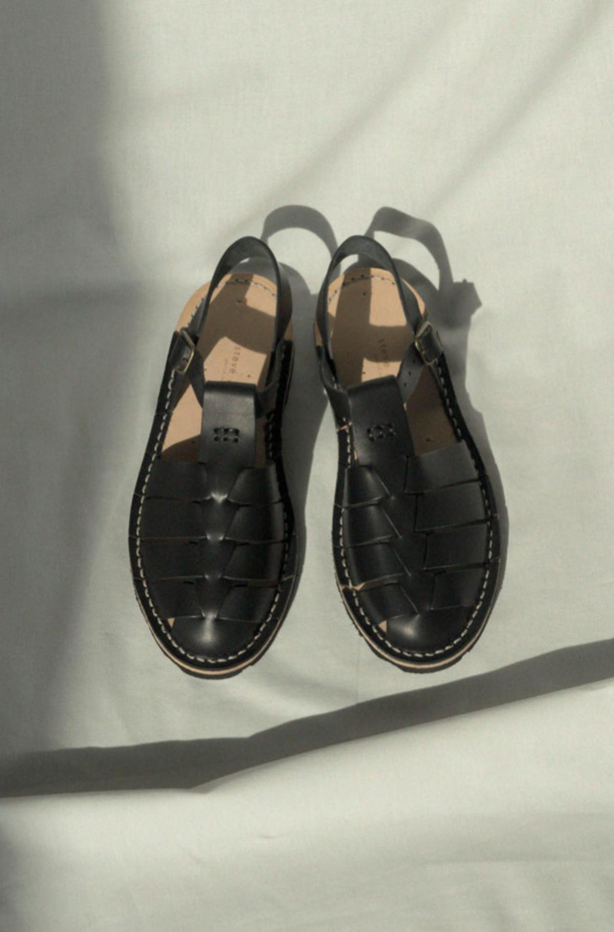 10/09 Artisanal Sandals