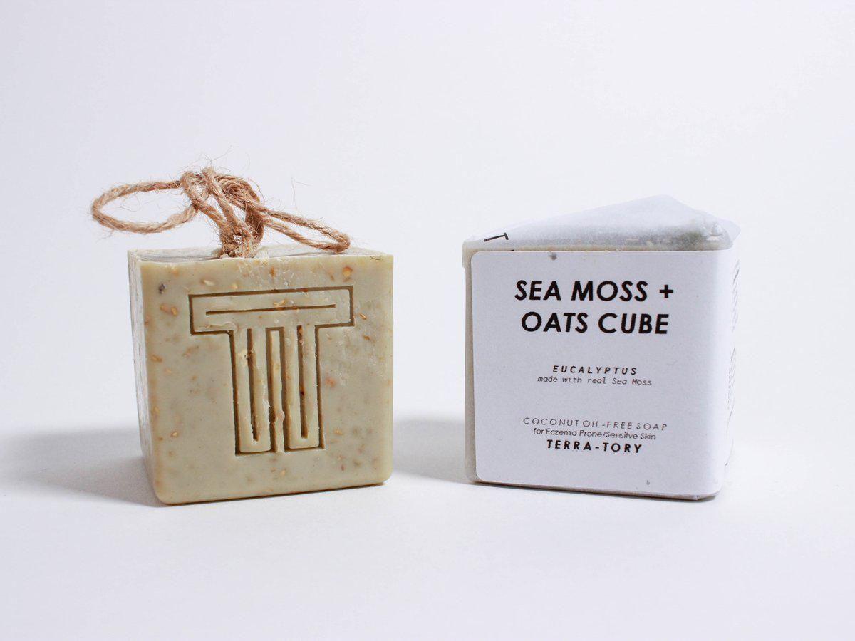 Sea Moss Cube