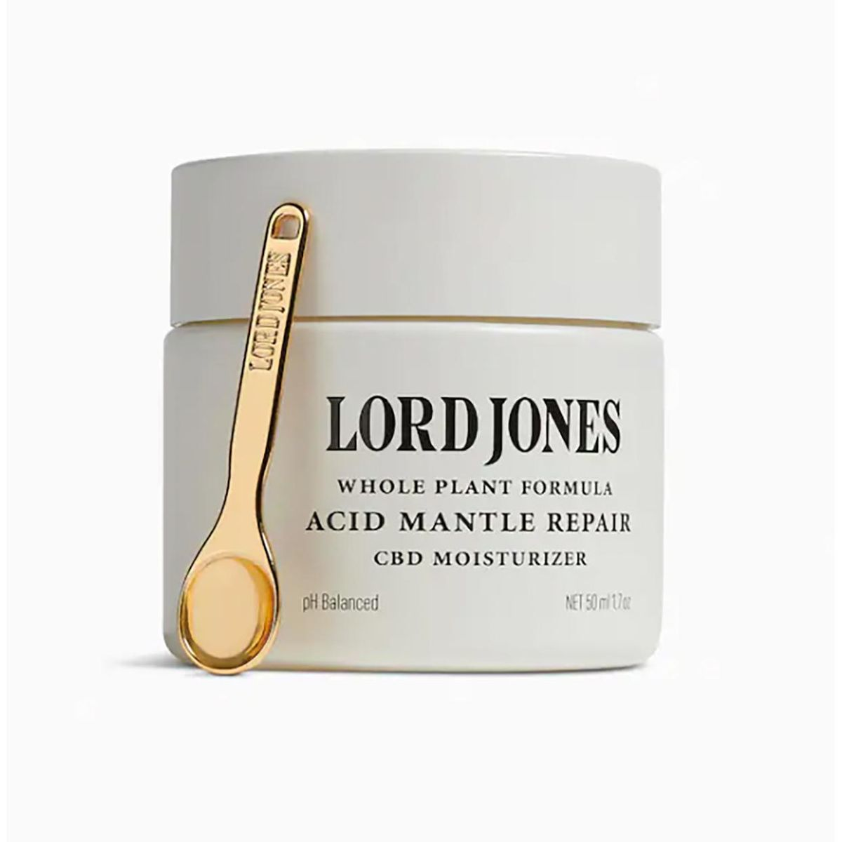 Acid Mantle Repair Moisturizer With 250mg CBD and Ceramides