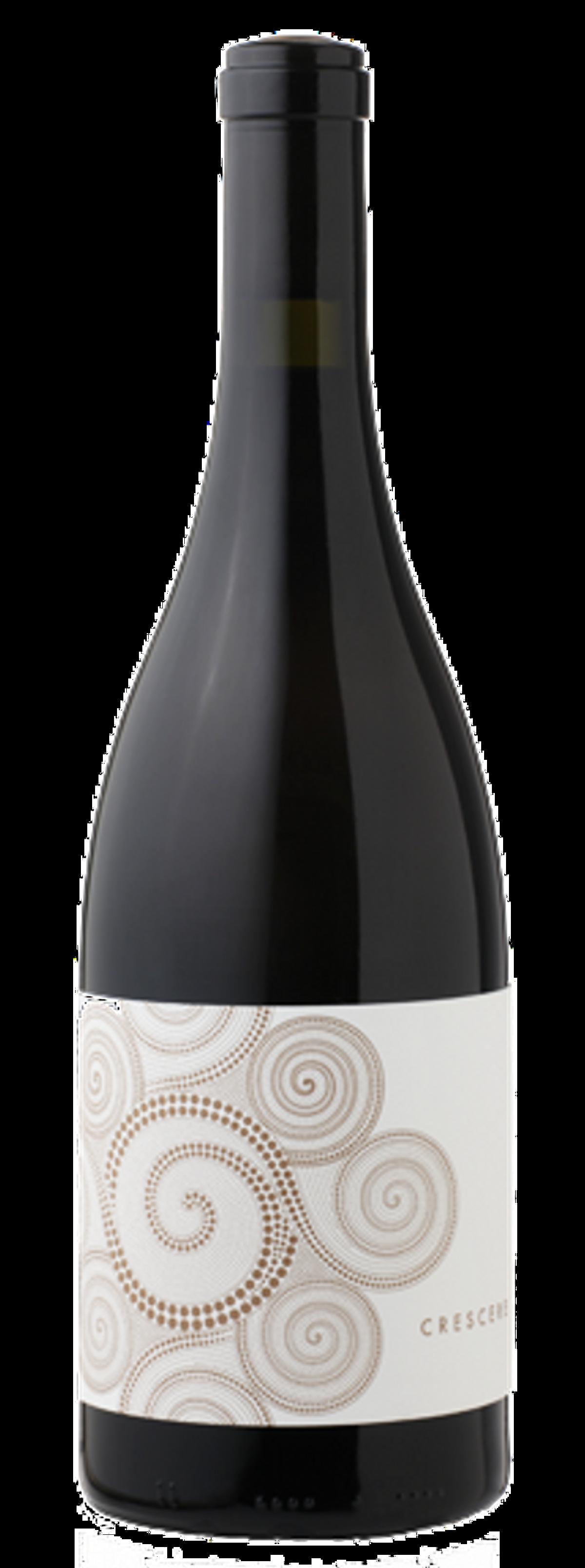 crescere wines 2016 estate syrah