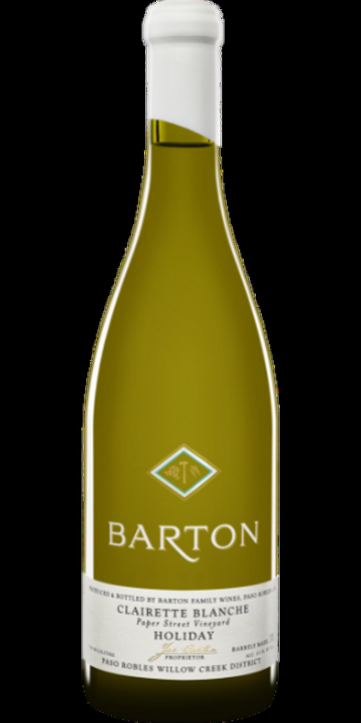 barton family wines clairette blanche
