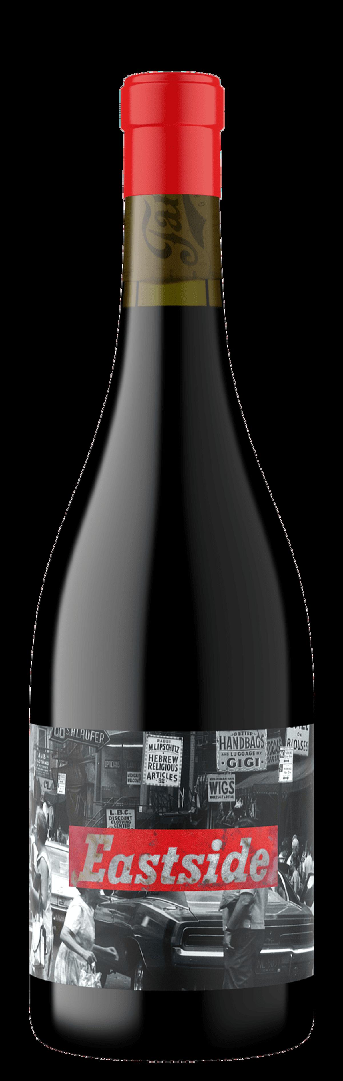 tank garage winery 2019 eastside pinot noir el dorado county