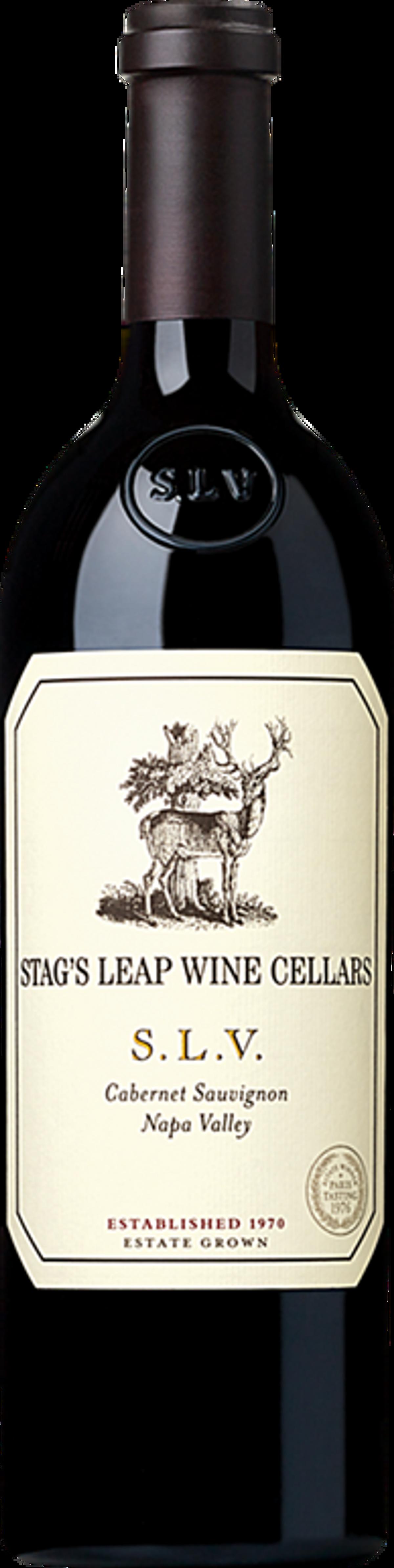 stags leap wine cellars 2018 slv cabernet sauvignon