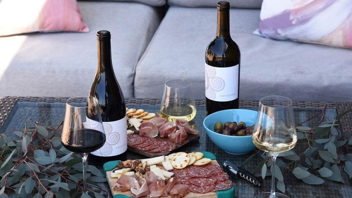 fall food and wine pairings