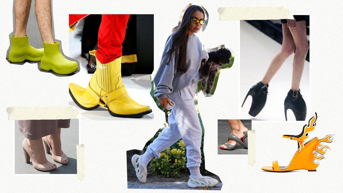 crazy fashion shoes