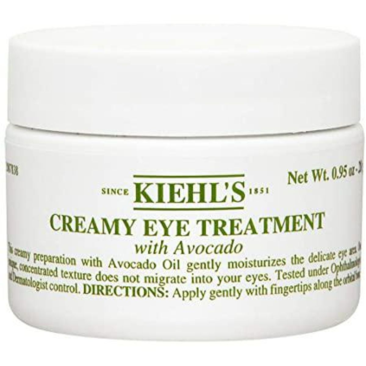 kiehls since 1851 creamy eye treatment with avocado