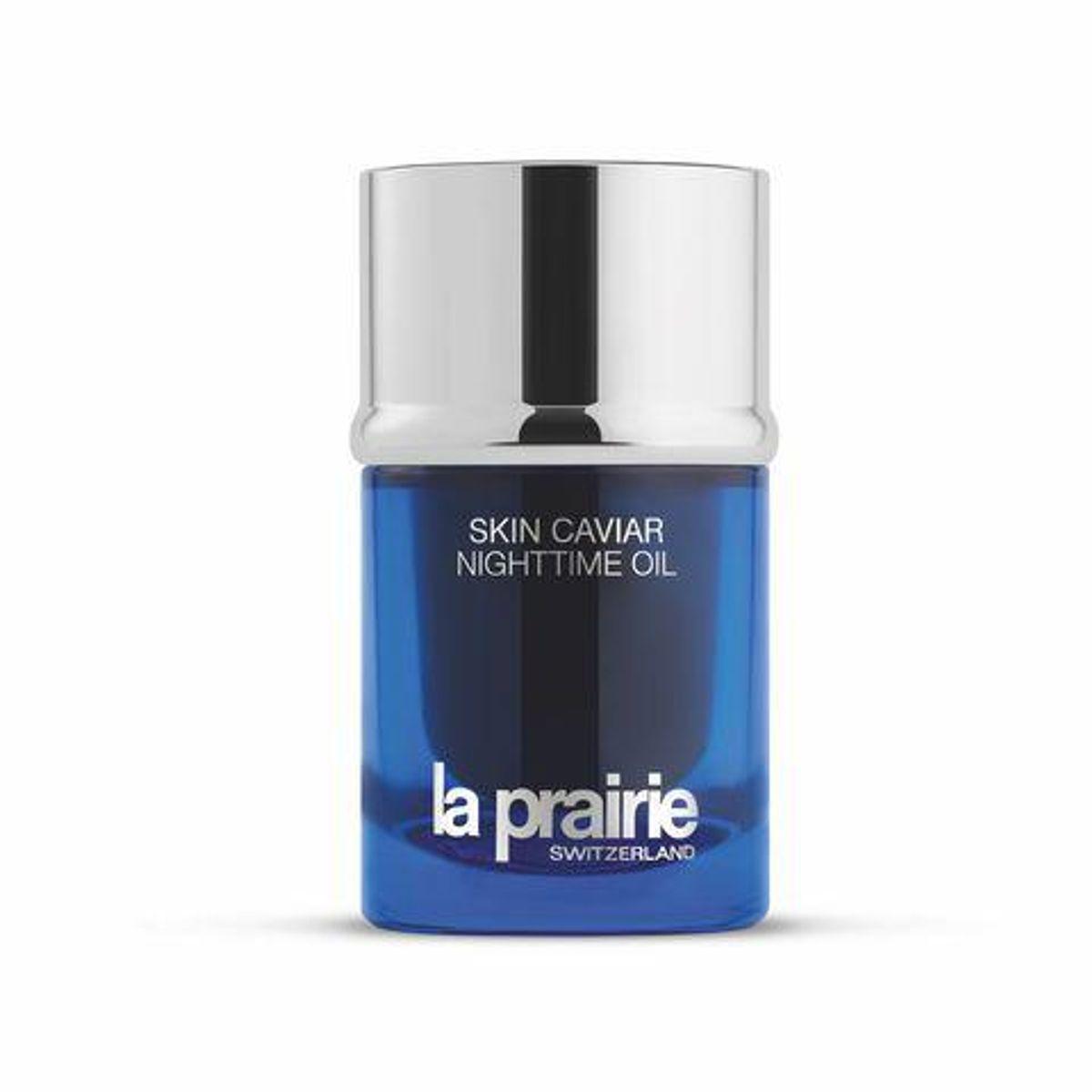la prairie skin caviar nighttime oil