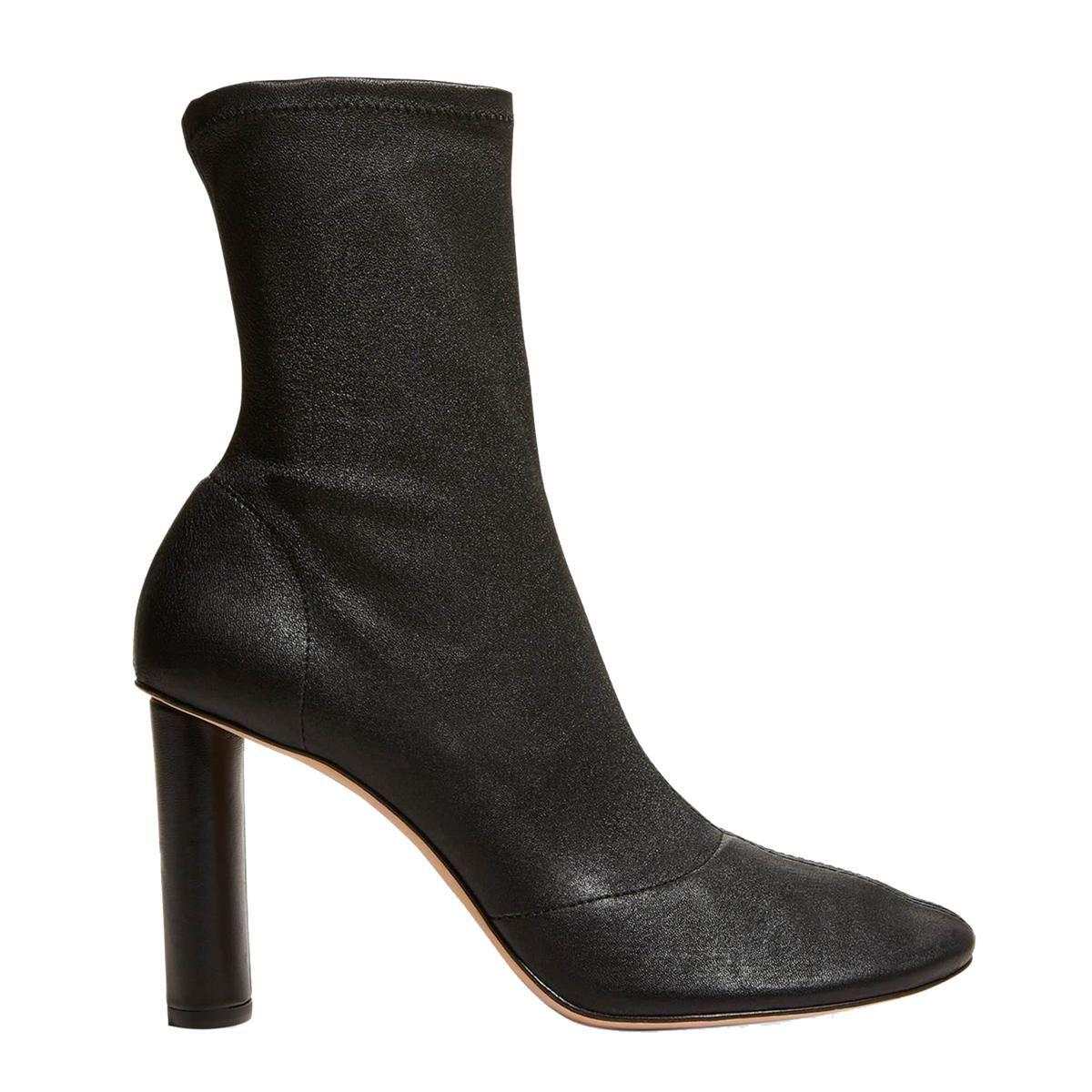 studio amelia glove napa sock ankle booties