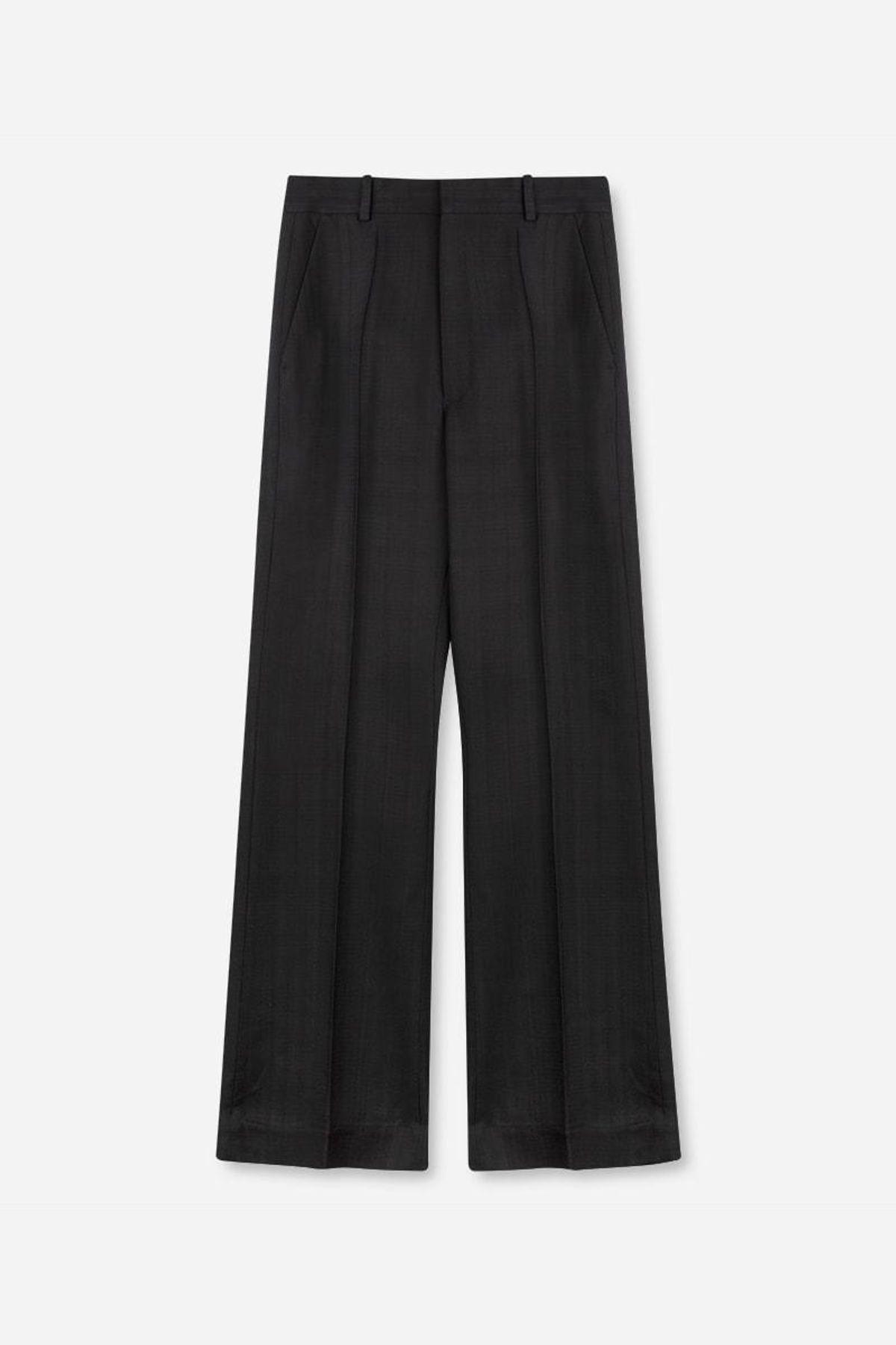 Sagal Fluid Viscose Wool Trouser