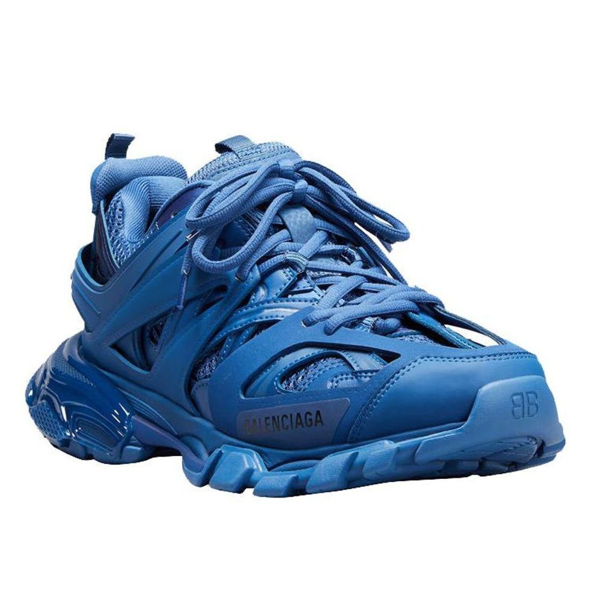 balenciaga track clear sole trainer sneakers