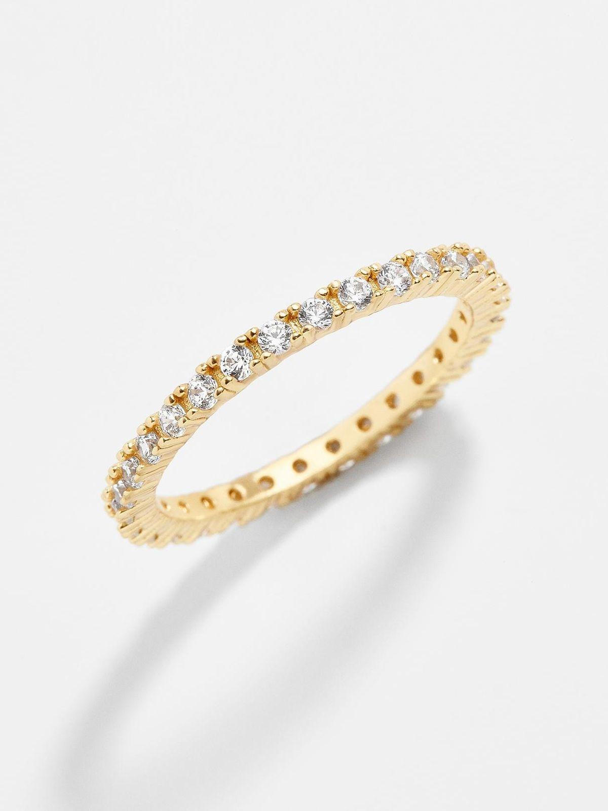 baublebar eleonora 18k gold ring