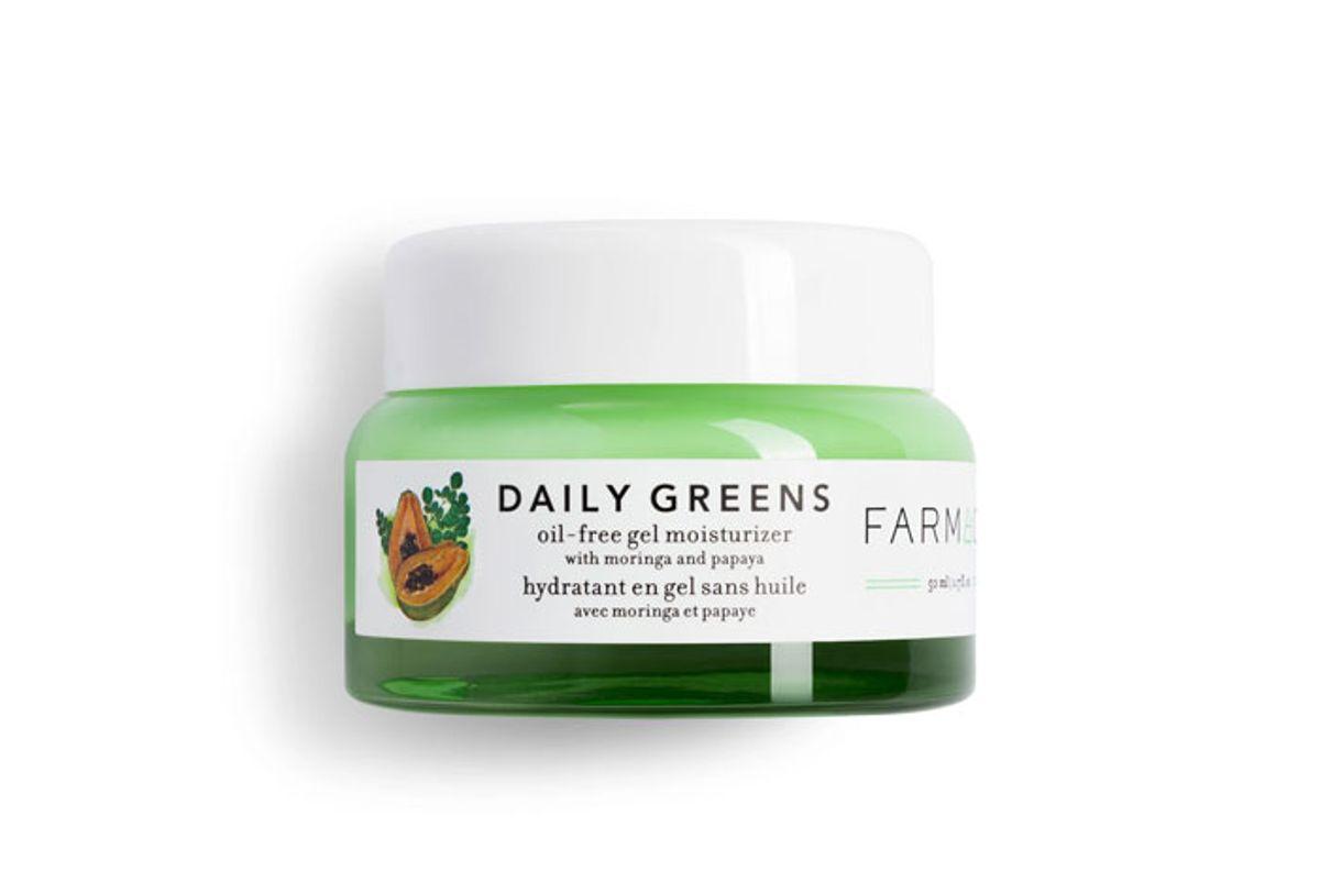 farmacy daily greens oil free gel moisturizer