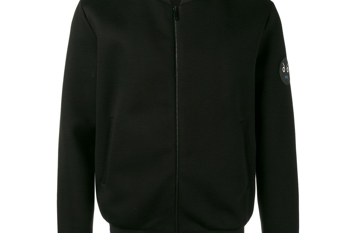 Monster Face Patch Track Jacket
