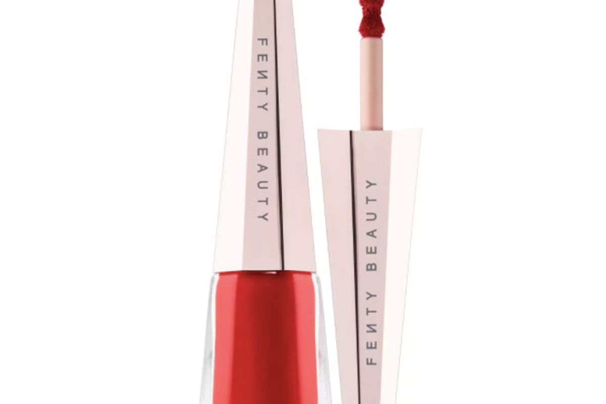 fenty beauty by rihanna stunna lip paint longwear fluid lip color in uncensored