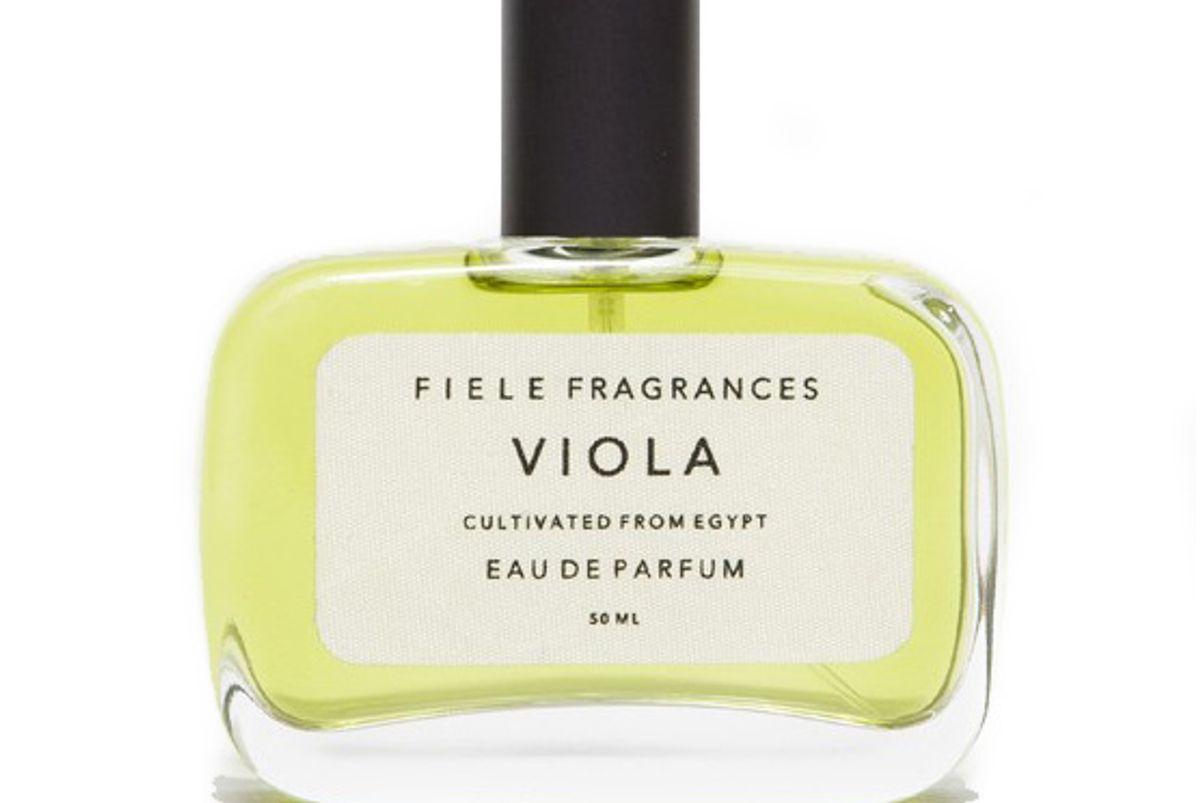 fiele fragrances viola eau de parfum
