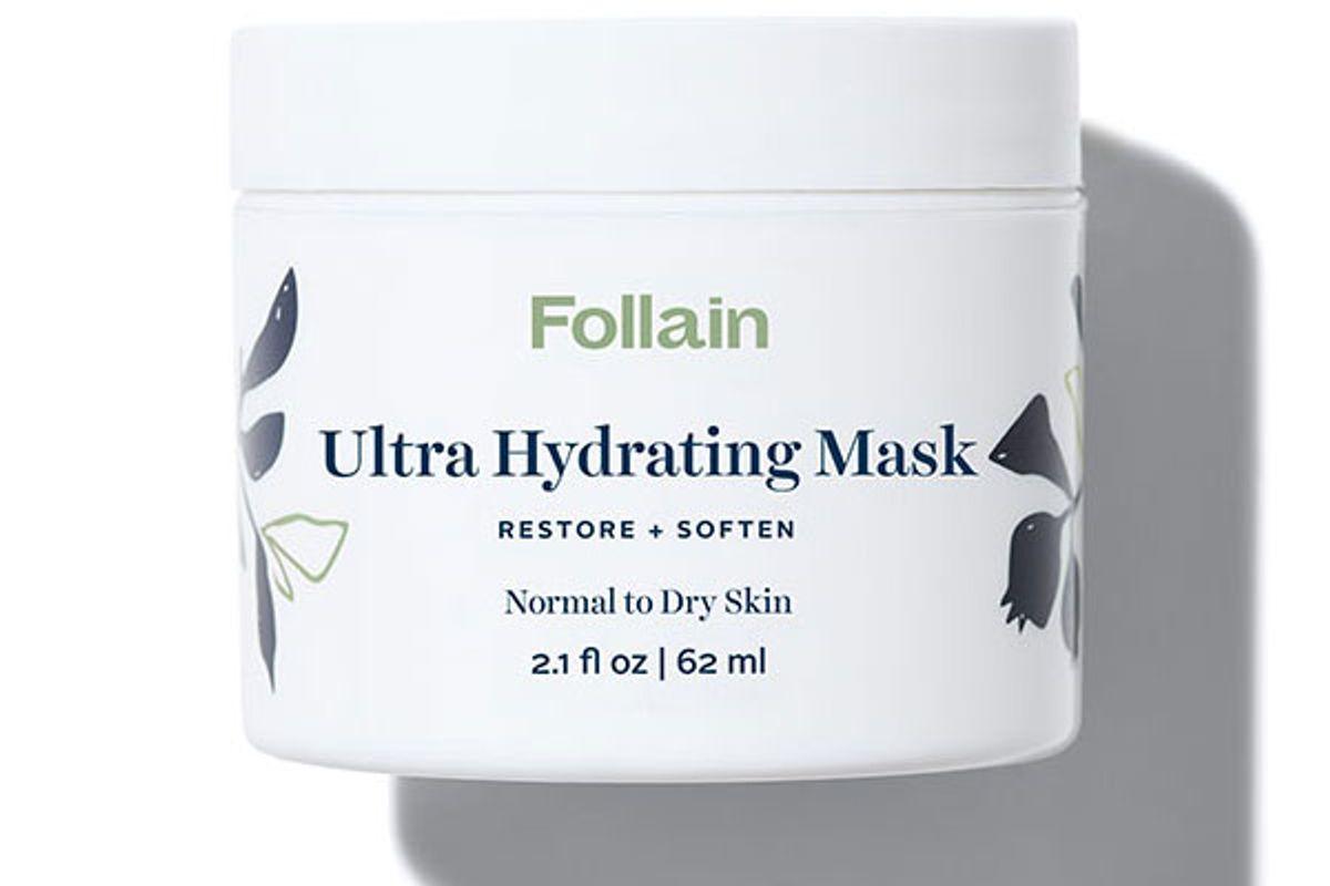 follain ultra hydrating mask restore plus store