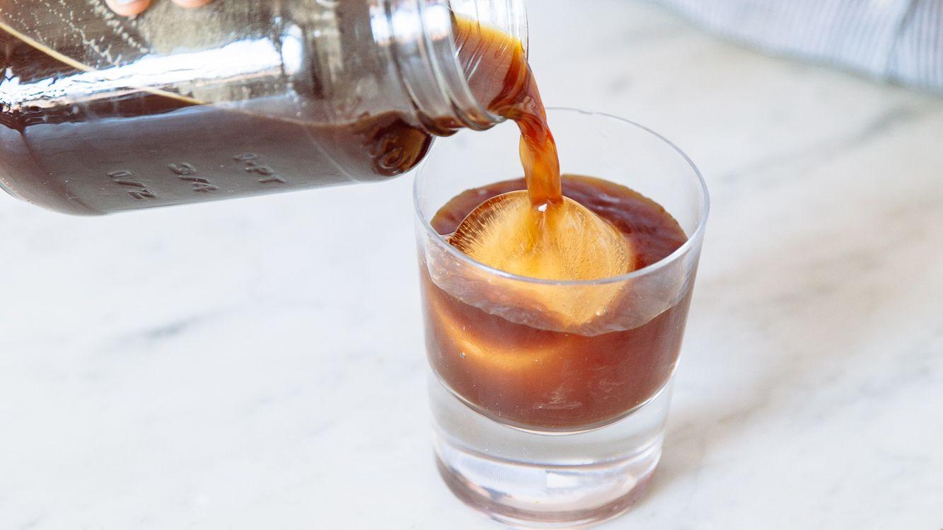 food scientist recreated coffee in lab