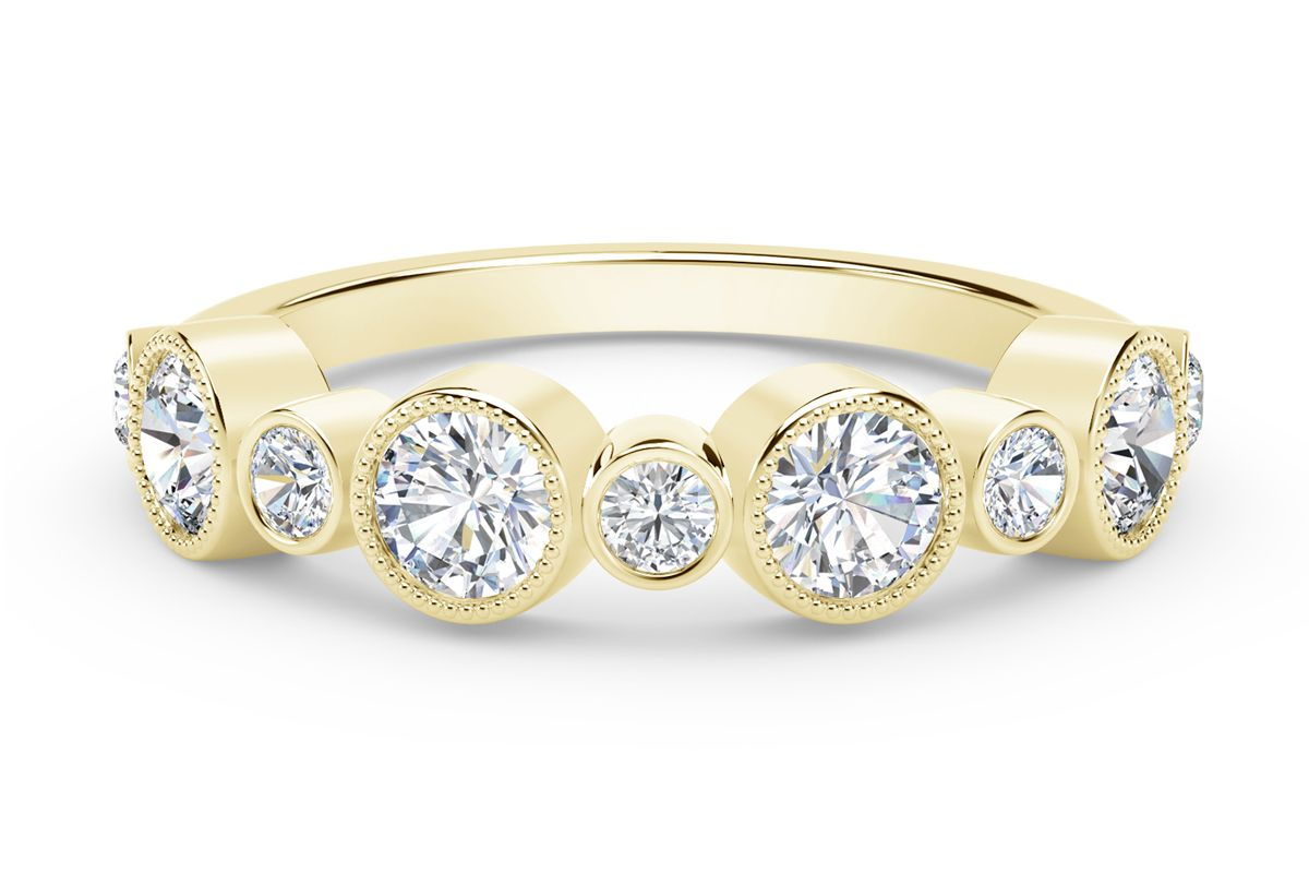 forevermark the tribute collection diamond ring