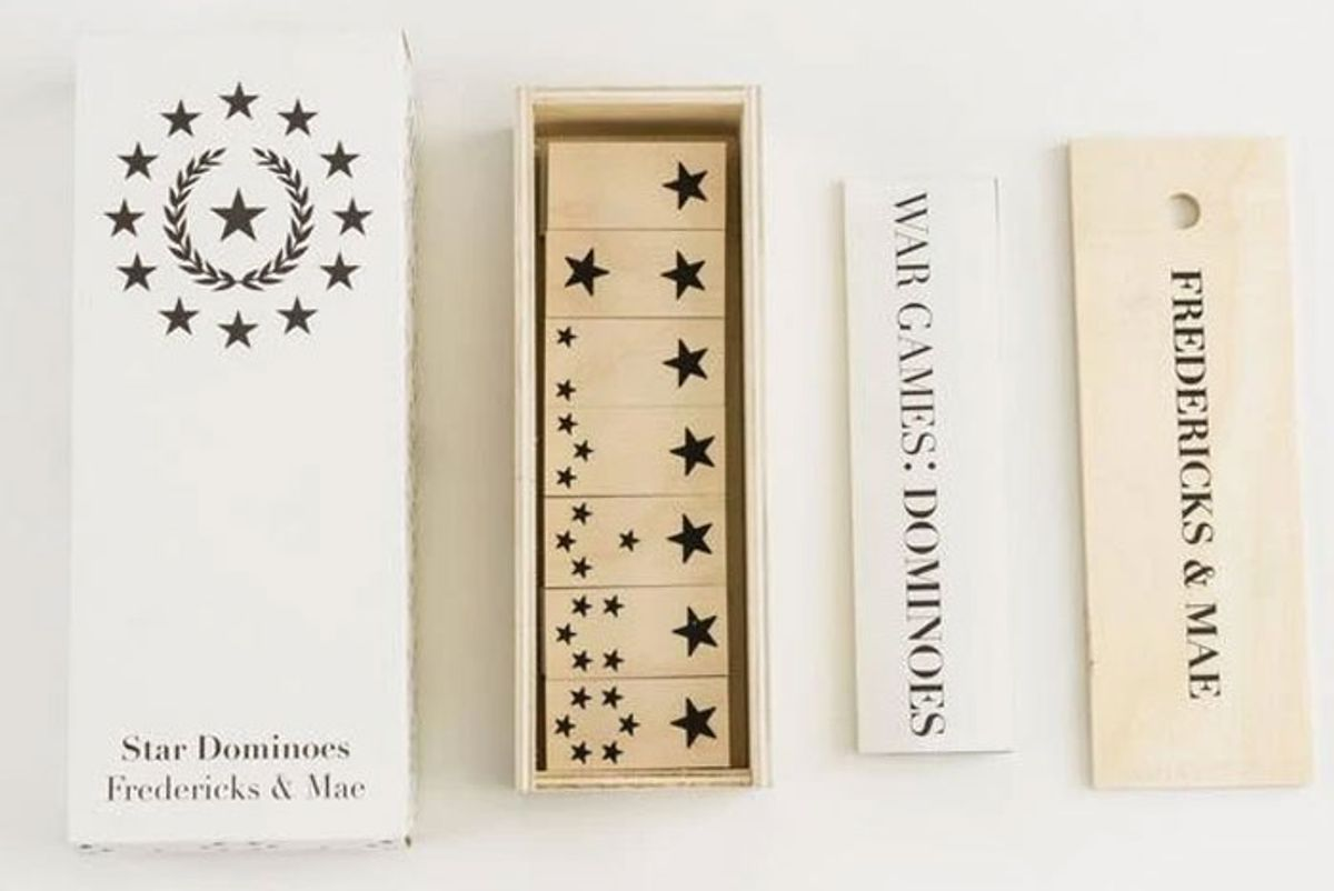 fredericks mae star dominoes