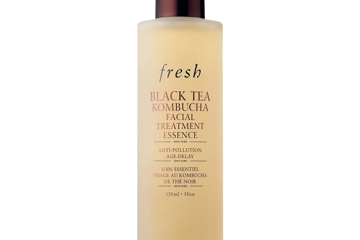 fresh kombucha facial treatment essence