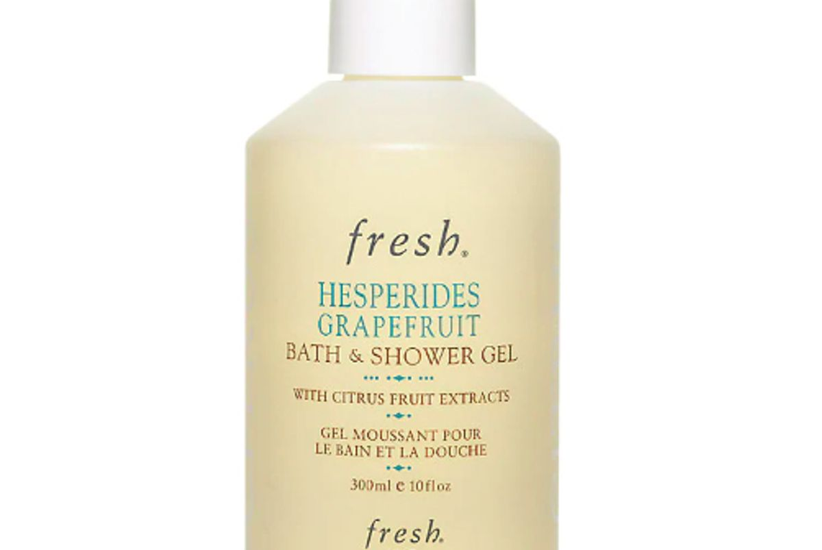 fresh hesperides bath and shower gel