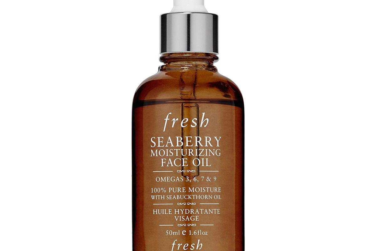 fresh seaberry moisturizing face oil