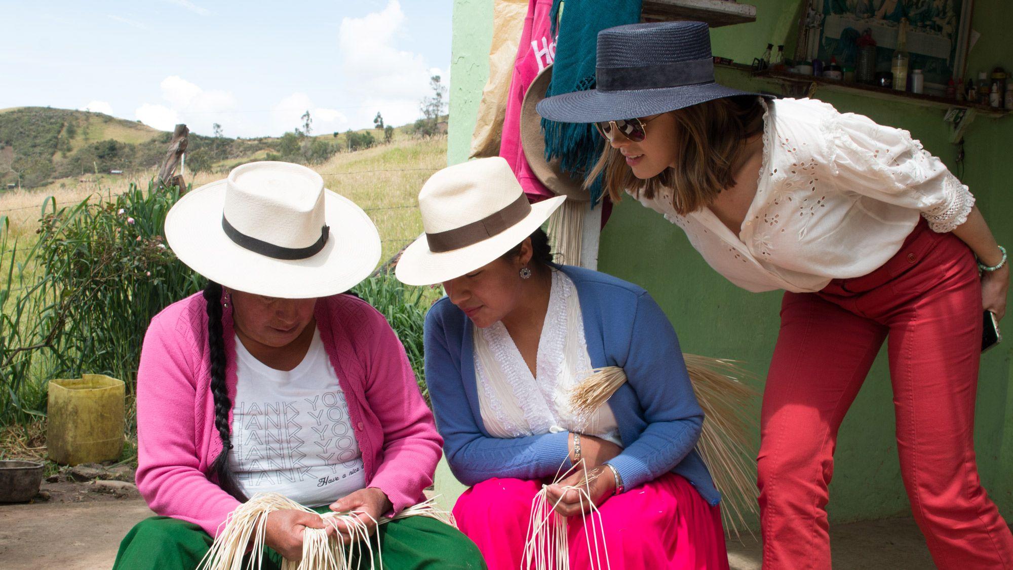 freya founders ecuador travel diary