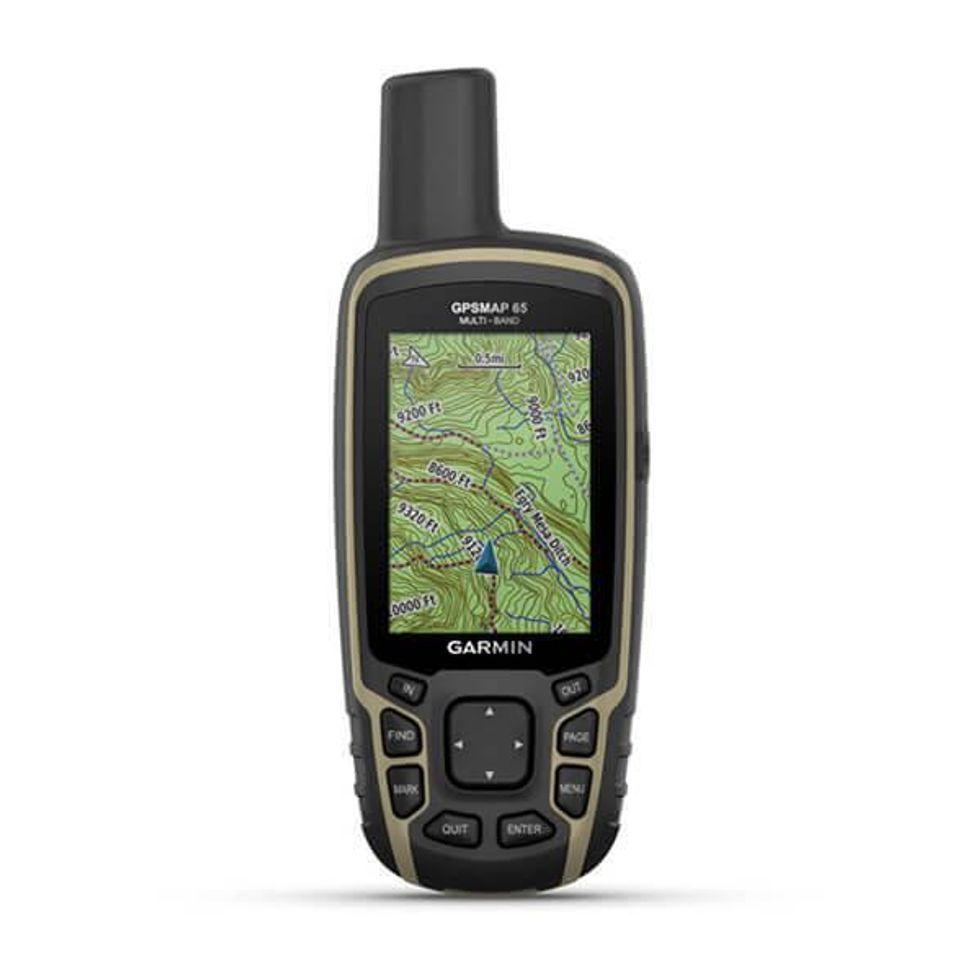 garmin gpsmap 65 multi band gps handheld