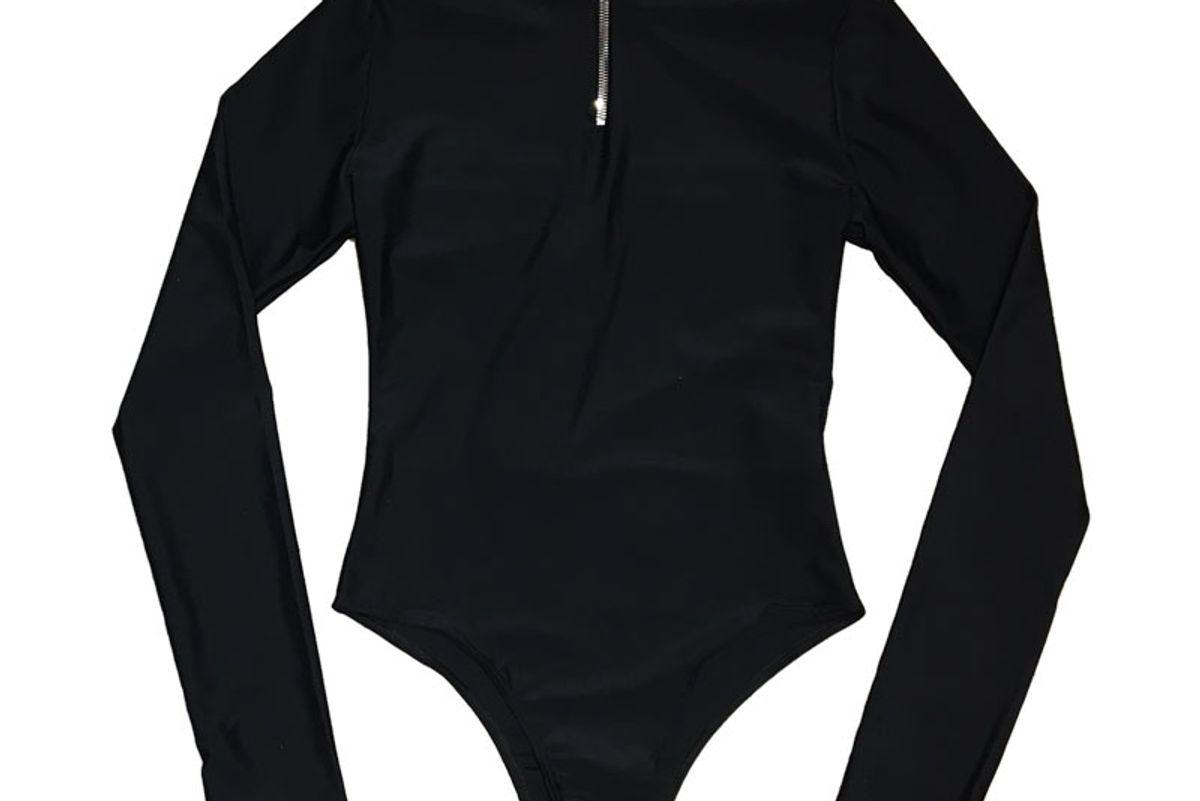 Collar Bodysuit