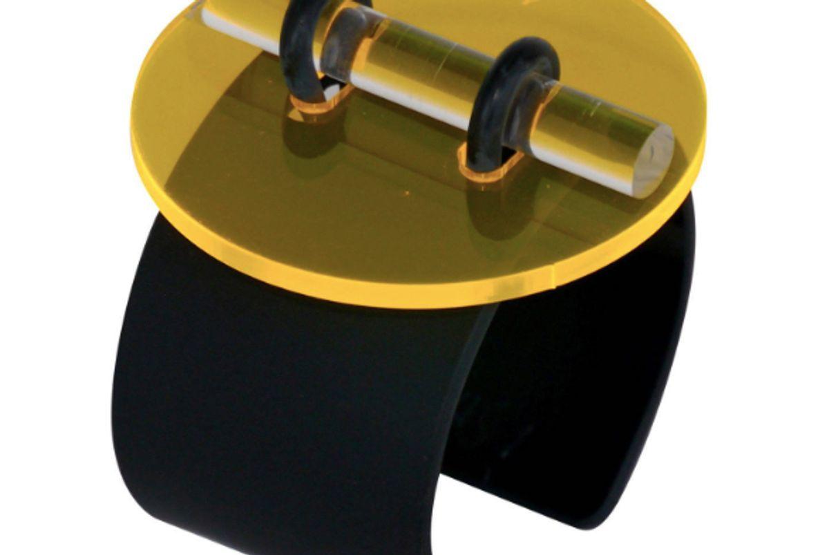 isaky geometric cuff