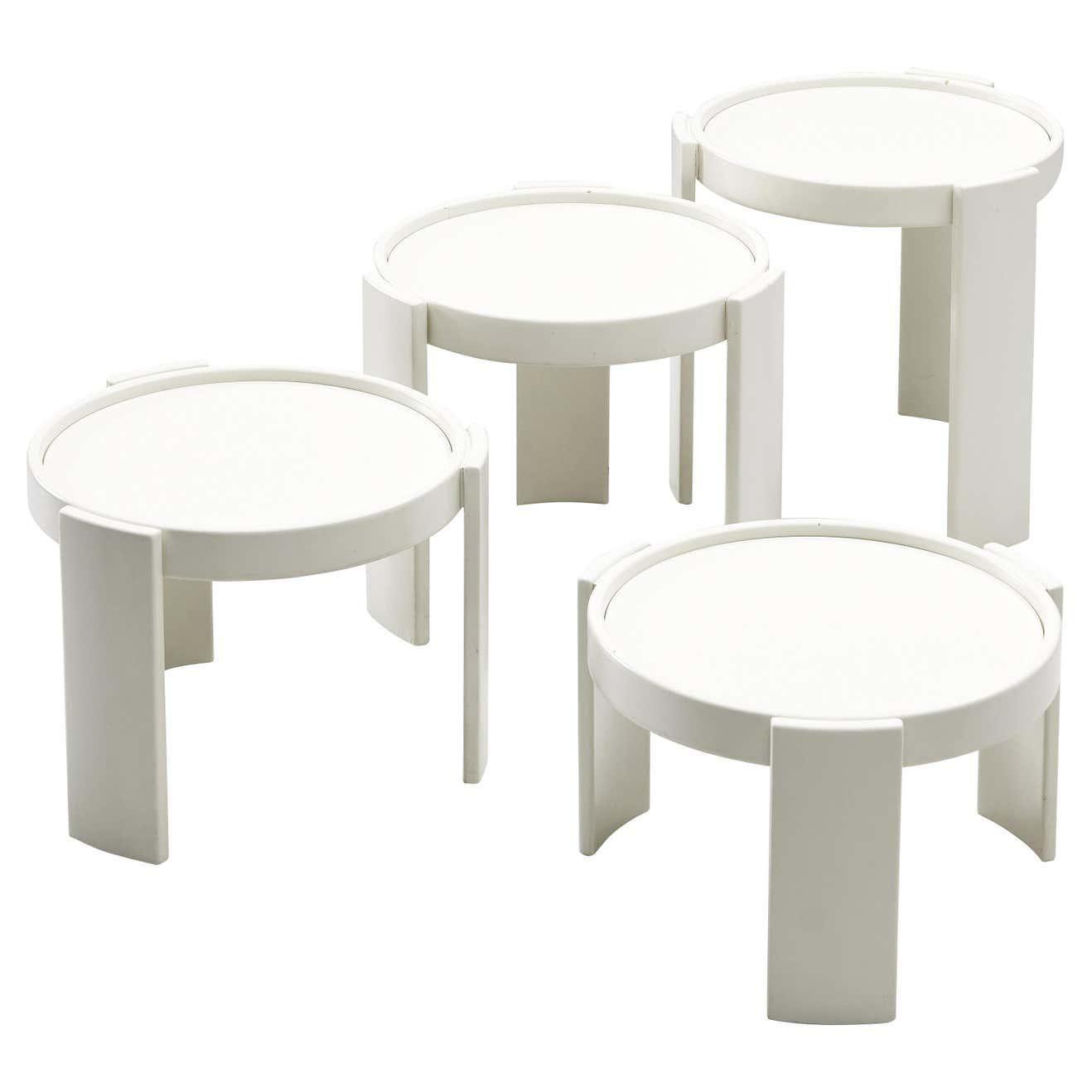 gianfranco frattini set of 780 nesting tables