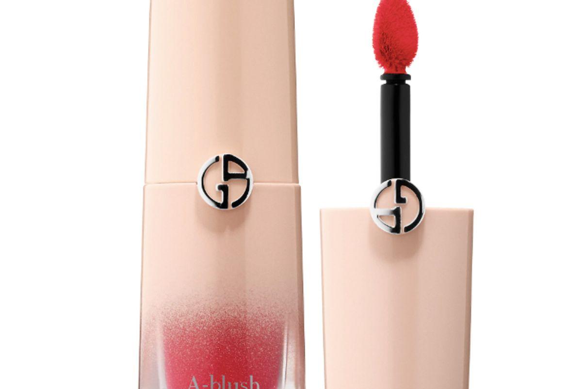 giorgio armani beauty a-line liquid blush