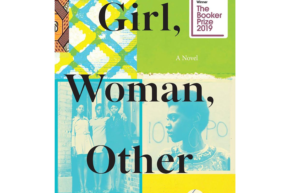 bernardine evaristo girl woman other a novel
