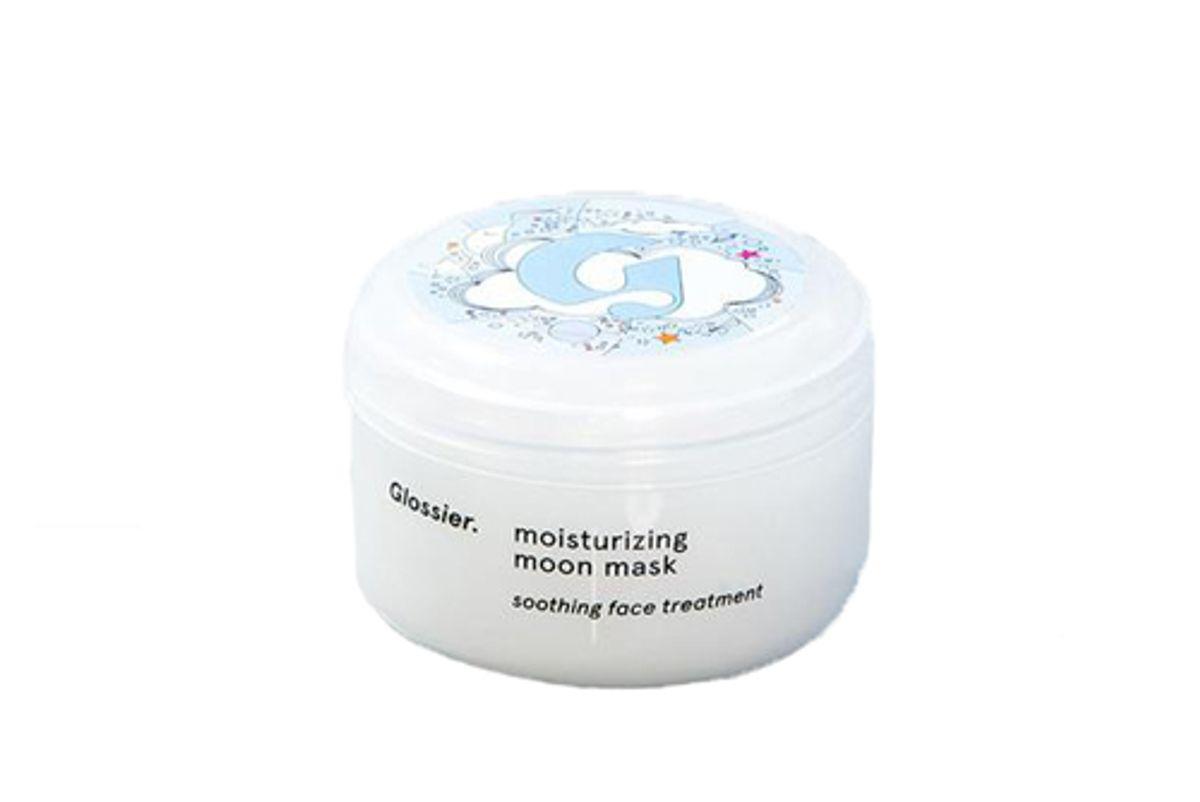 glossier moisturizing moon mask