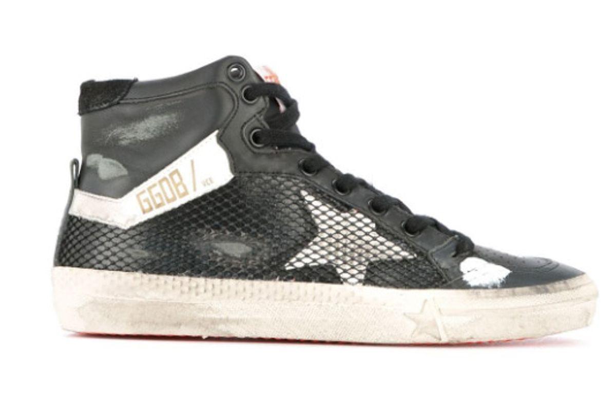 golden goose deluxe brand 212 high top sneakers
