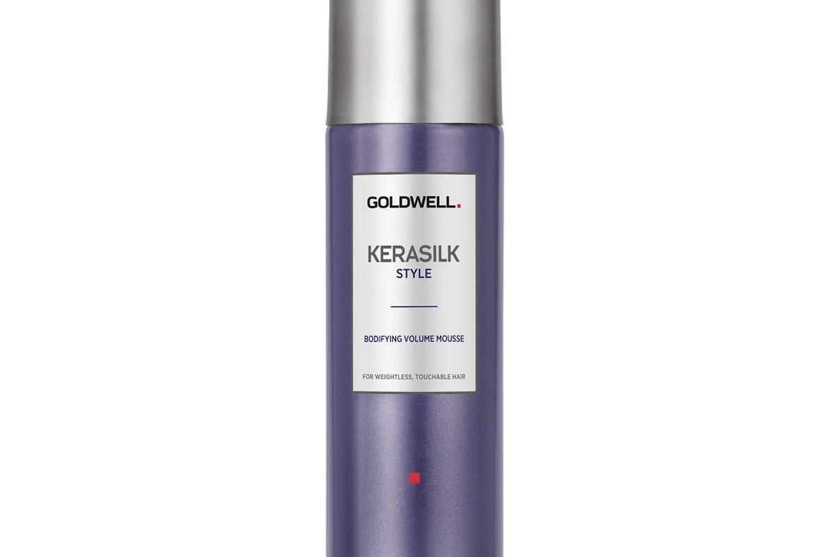 goldwell kerasilk bodifying volume mousse