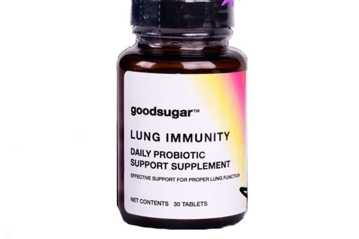 goodsugar lung immunity probiotic