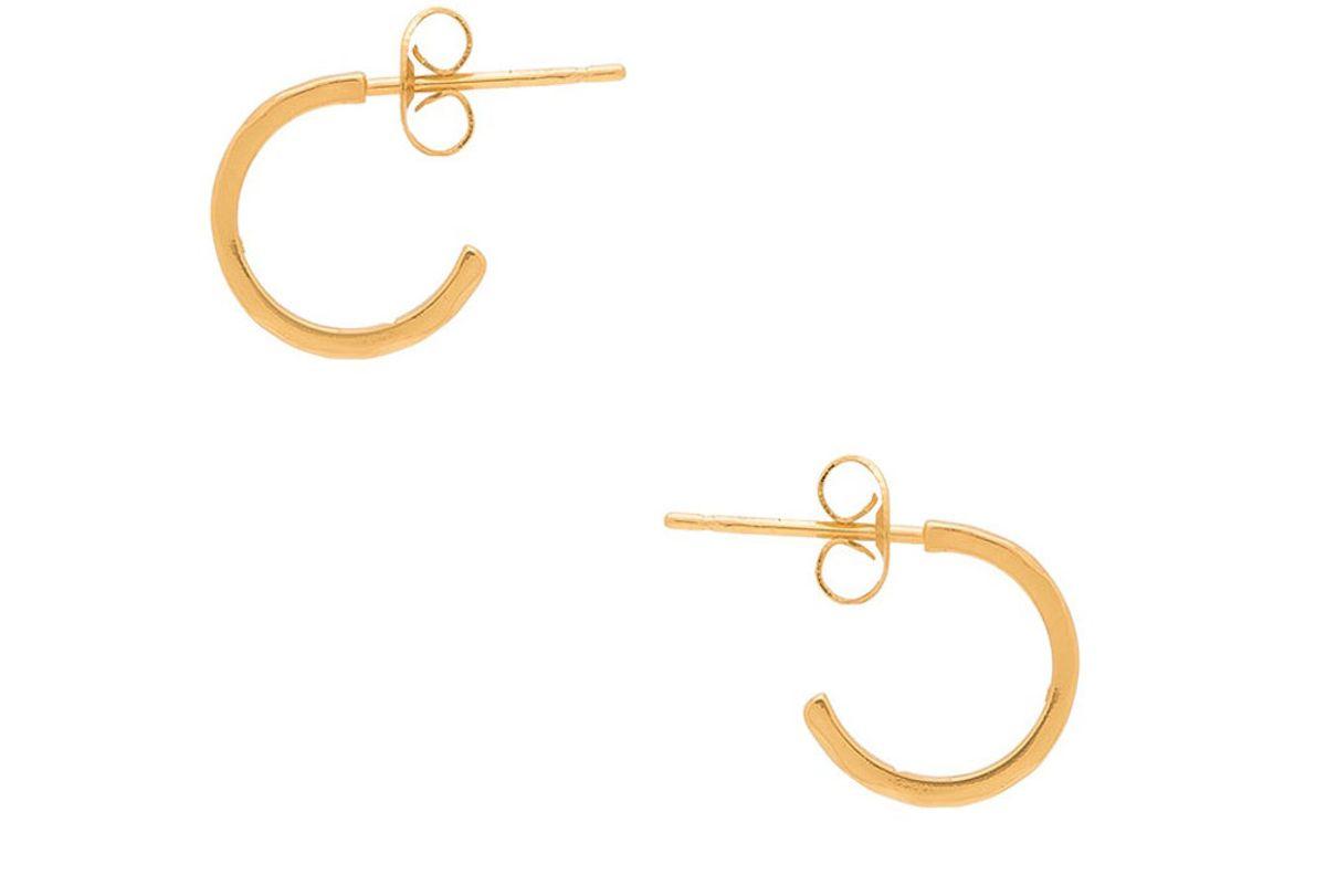 Taner Mini Hoop Earrings