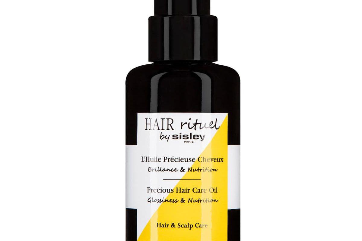 hair rituel by sisley paris precious hair care oil