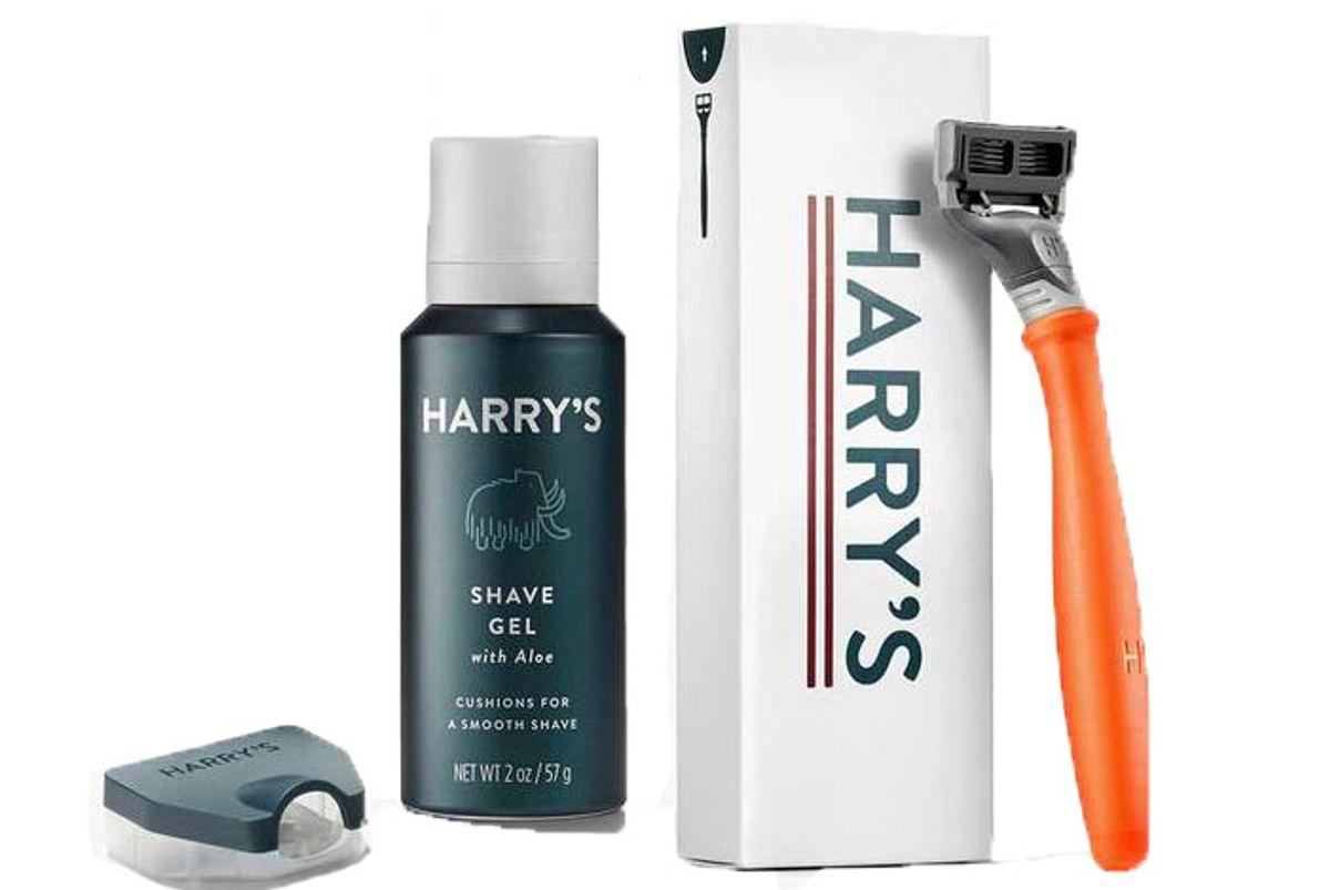 harrys starter set