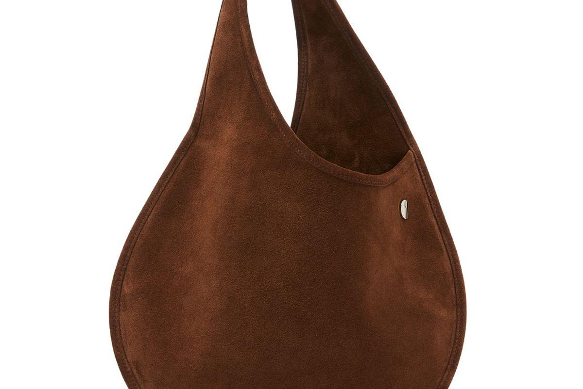 hayward suede bag