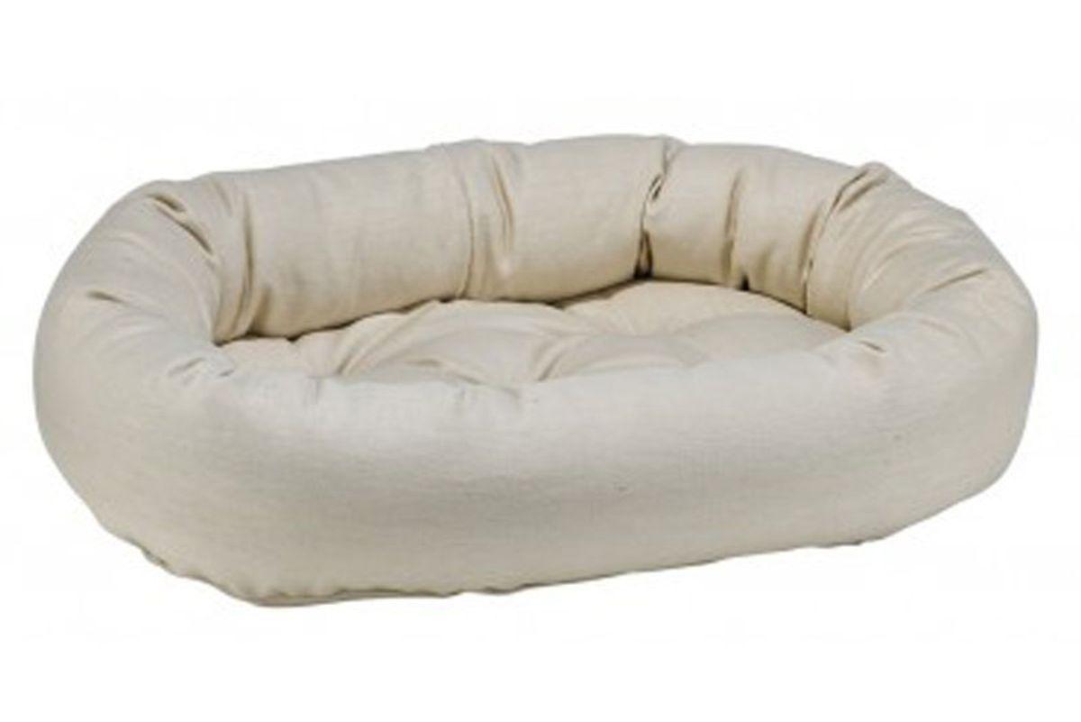 Donut Natural Hemp Pet Bed
