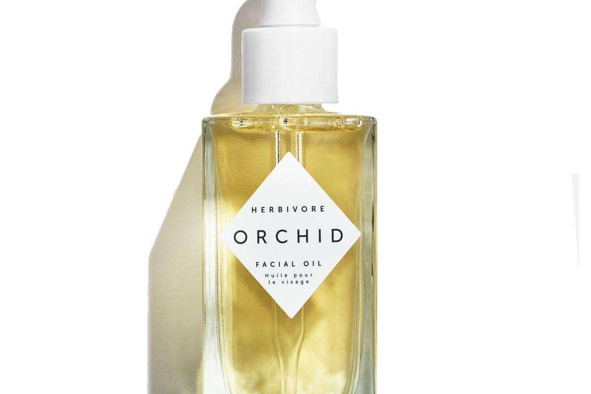 herbivore orchid antioxidant beauty face oil