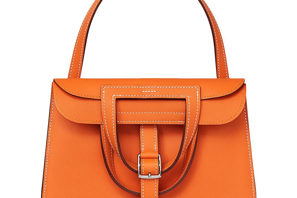 hermes halzan mini bag